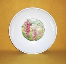 Hallmark Marjolein Bastin Wildflower Meadow Round Vegetable Serving Bowl... - $14.99
