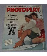 Photoplay Magazine March 1964 Jack and Jackie Kennedy Courtship - $7.00