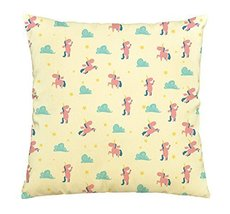 Vietsbay Unicornon with clouds Printed Cotton Decorative Pillows Case VPLC - €13,99 EUR