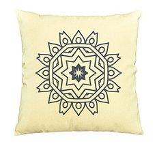 Vietsbay Mandalas Vintage elements -37 Printed Cotton Pillows Case VPLC - $15.99