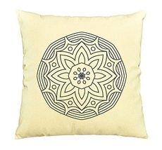 Vietsbay Mandalas Vintage elements -46 Printed Cotton Pillows Case VPLC - $15.99