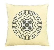 Vietsbay Mandalas Vintage elements -32 Printed Cotton Pillows Case VPLC - $15.99