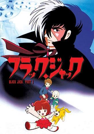 Black Jack ~ Tv Series Part 1 1-25