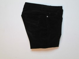 Guess Mens Jeans Size 29 Inseam 33 Black Corduroy Stretch #N1 - $20.99