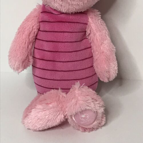 "Disney Store Core Piglet Plush Stuffed Animal Beanie 15"" image 3"