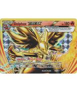 Delphox Break 14/124 Holo Break Rare Pokemon Card - $4.99