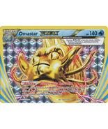 Omastar Break 19/124 Holo Break Rare Pokemon Card - $3.99