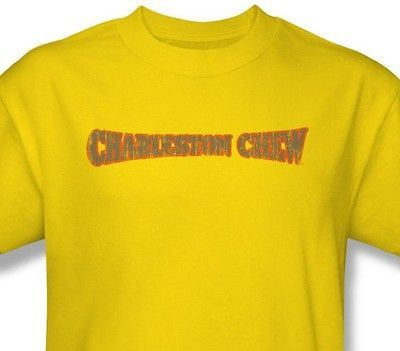 Charleston Chew T shirt retro 1980's vintage distressed candy cotton tee TR106