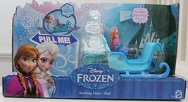 Disney Frozen Swirling Snow Sled.  Includes Anna from Frozen! - $26.72