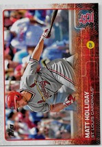 2015 Topps Baseball Card, #361, Matt Holliday, St Louis Cardinals - $0.99