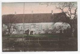 Lykkesholm Slot Castle Denmark 1910c postcard - $5.94
