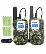 Rechargeable Walkie Talkies for Kids 2- Mile Long Range 22 Channel Kids ... - $26.93