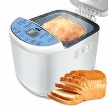 KBS Automatic Maker 2LB Upgraded User-Friendly Bread Machine Ceramic Pan, - $143.62
