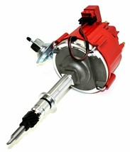 AMC Jeep Straight 6 232 3.8L & 258 4.2L 65K COIL Red Cap HEI Distributor image 2