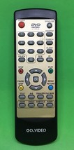 Go Video (No Model #) DVD System Remote Control TESTED and works great! - $18.70