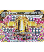 Bronzong Break 62/124 Holo Break Rare Pokemon Card - $4.49