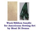 America sewing set wool ribbon bundle thumb155 crop