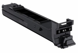 Konica Minolta Magicolor 4650 4690MF 4695MF High Capacity Black Toner A0... - $110.48