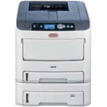 Okidata C610dtn Digital LED Color Printer by Ok... - $973.75