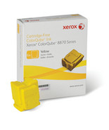 Xerox ColorQube 8870 Yellow Colorstix 6 Sticks ... - $94.91