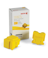 Xerox ColorQube 8700 Yellow Colorstix 2 Sticks ... - $163.69