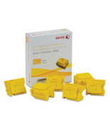 Xerox ColorQube 8900 Yellow Colorstix 6 Sticks ... - $88.39