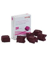 Xerox ColorQube 8900 Magenta Colorstix 6 Sticks 108R01015 - $88.37