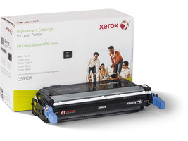 Xerox Black Print Cartridge for HP LaserJet 4700 Q5950A 6R1330 - $122.86