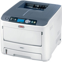 C610n Digital LED Color Printer by Oki with On-Site Warranty 62446701 - $650.73