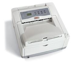 Okidata B4600 LED Printer Carry-In Depot Warranty New 62446501 - $249.61