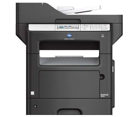 Bizhub 4020 All-In-One Laser Printer A6WD011