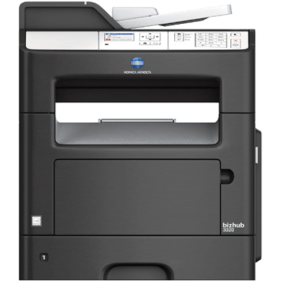 Bizhub 3320 All-In-One Laser Printer A6WP011