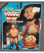 Vintage 1993 Hasbro WWF Giant Gonzalez Figure N... - $34.99