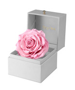Wedding Gift-Proposal Gift-Engagement Gift-Preserved Rose Gift Box-RoseS... - $115.00