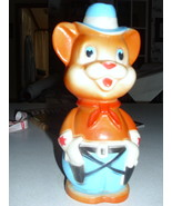 Rare HTF 1970 Collectible and Working Reliance SQUEAKY SQUEAKER TOY SHER... - $19.99