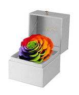 Wedding Gift-Proposal Gift-Engagement Gift-Preserved Rose Gift Box-RoseS... - $155.00