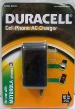 Duracell AC CHARGER FOR MOTOROLA DU5205 - $5.20