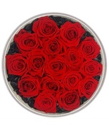 Preserved Red Rose Arrangement|Home Decor|Valentine's Day Gift|Birthday ... - $175.00