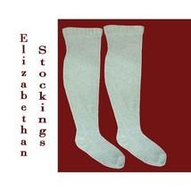 Elizabethan Style Machine Knit Stockings ePattern - $3.00