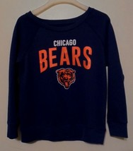 Chicago Bears Women's Sweatshirt NFL Team Apparel  Size Medium - $9.95