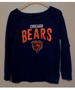 Chicago Bears Women's Sweatshirt NFL Team Apparel  Size Medium - $9.95