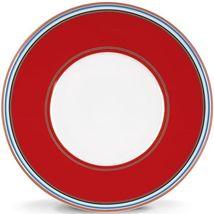 DKNY Lenox Urban Essentials CHERRY Salad Plate - $13.00