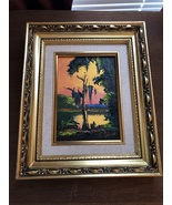 Florida Highwaymen Art - James Gibson.  - $1,850.00