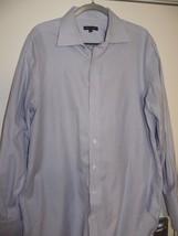 Robert Talbott Men's Dress Shirt 17-35 French Cuffs Blue White Red Striped - €23,80 EUR