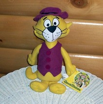 "Hanna-Barbera WB Plush 13"" Yellow Top Cat in Vest & Hat Looking for Home - $10.99"