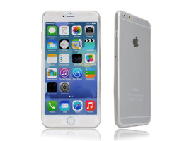 Thin Crystal Clear Transparent Hard Snap On Case Cover Apple iPhone 6 6S... - $3.99