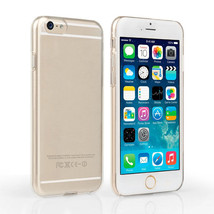 """Thin Crystal Clear Hard Snap On Case Back Cover for Apple iPhone 6 6S 4.7"""" - $3.99"""
