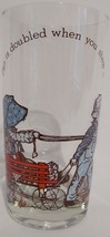 HOLLY HOBBIE American Greetings Corp 1978 Vintage Kitchen Water Glass FR... - $4.43