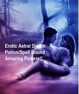 Erotic Astral Dreams Magic Potion Black Magick ... - $49.99