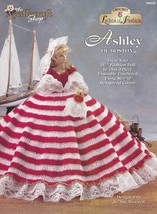 Ashley of Boston, Fashion Doll Clothes Crochet Pattern Booklet TNS 99254... - $5.95